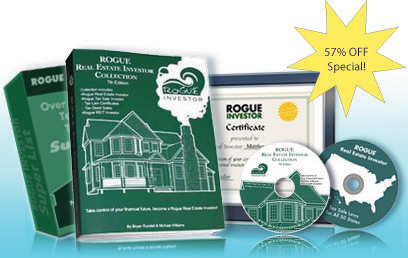 Rogue Real Estate Investor Collection Special